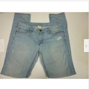 Banana Republic Slouchy Skinny Womens Size 28 Jean